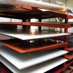 Blachy aluminiowe i stalowe