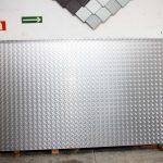 Blacha ryflowana aluminiowa